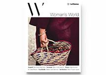 LUFTHANSA WOMAN'S WORLD